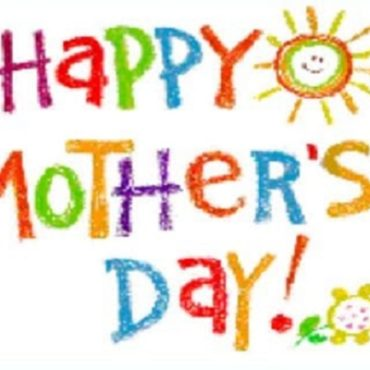 Happy Mother's Day 2019!